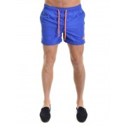 Superdry Beach Volley Swim Short Voltage Blue L