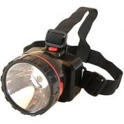 Jm Ultra Bright 1 Big Led Headlight Headlamp Head Lamp Torch Flashlight -15