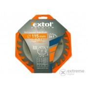 Extol Premium 115T24 ploča za kružnu pilu (8803202)