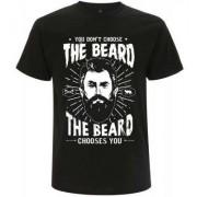 You don´t choose the beard t-shirt - Dirty Hank (S)