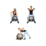Vivamax gimnasztikai labda stabilizáló gyûrû gumikötéllel - GYVFGY