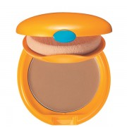 Shiseido Protector Solar Facial Tanning Compact Foundation Honey SPF 6