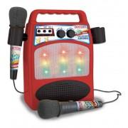 Amplificador Musical Karaoke con Micros - Bontempi