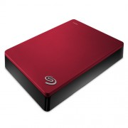 Seagate Backup Plus Portable 2.5 inch USB 3.0 Portable Drive 4TB - Red
