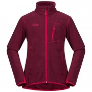 Bergans Runde Youth Girl Jacket Rosa