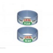 Pyramid Bracelet Friends officiel modèle Central perk en silicone