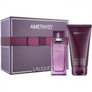Lalique Amethyst lote de regalo V. eau de parfum 100 ml + gel de ducha 150 ml
