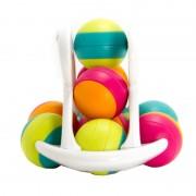 Jucarie distractiva cu bile Rollio Fat Brain Toys, 22 x 11 x 15 cm