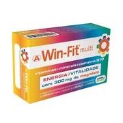 Multi energia e vitalidade 30comprimidos - Win Fit