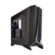 Gabinete Gamer Corsair SPEC-ALPHA con Ventana, Midi-Tower, ATX/micro-ATX/mini-iTX, USB 2.0, sin Fuente, Negro/Plata