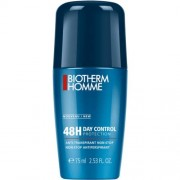 Biotherm homme deodorant day control roll-on, 75 ml