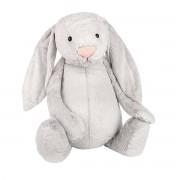 Jellycat Bashful Silver Bunny - Very Big
