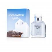 Dolce & Gabbana Light Blue Living In Stromboli Eau De Toilette Spray 75ml