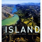 Fotoboek Über Island – Entdeckungen von oben   Frederking & Thaler
