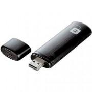 D-Link USB 2.0 Wi-Fi adaptér D-Link DWA-182, 1.2 GBit/s