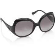 Fendi Over-sized Sunglasses(Grey)