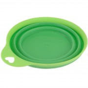 Castron din silicon Colours, verde