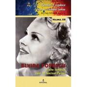 Elvira Popescu si alte romance care au fascinat Parisul/Dan Silviu Boerescu