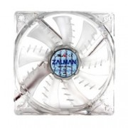 Вентилатор 92mm Zalman ZM-F2 LED(SF), 3-pin, 1500 rpm, синя LED подсветка