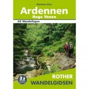 Rother wandelgids Ardennen Hoge Venen - Matthieu Klos