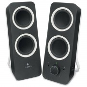 Logitech Multimedia Speaker Z200 Preto