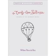 The Twenty-One Balloons, Paperback