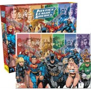 Justice League of America Jigsaw Puzzle 1000-Piece
