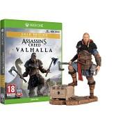 Assassins Creed Valhalla - Gold Edition - Xbox One + Eivor figura