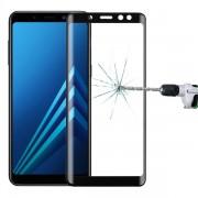Skärmskydd / displayskydd i härdat glas för Samsung Galaxy A8 Plus 2018