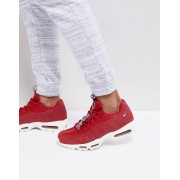 Nike Air Max 95 TT Trainers In Red AJ1844-600 - Red