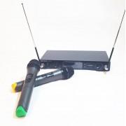 Set de microfoane profesionale wireless UHF WG-4000