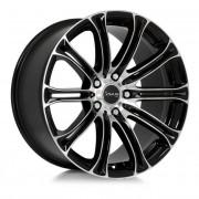 Avus Ac-mb1 8x18 5x120 Et15 72.6 Black - Llanta De Aluminio