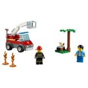 LEGO Stingerea incendiului de la grătar