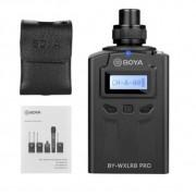 BOYA BY-WXLR8 Pro-K1 High quality Wireless XLR transmitter for BY-HM100 Handheld Microphone and BY-WM8 Pro-K1 system – Transmitator wireless