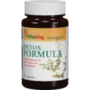 Vitaking Detox Formula kapszula 90db