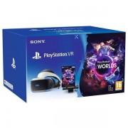 Sony PS4 Kiegészítő VR MK4 + kamera V2 + VR WORLDS PS719782612
