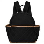 Mochila maternidade Casual em sarja Preto - Classic for Baby Bags MSBC9045 MOCHILA VIAG CASUAL SARJA PRETO