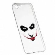 Husa Silicon Transparent Slim Joker 133 LG Q6