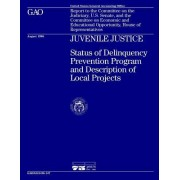 Ggd-96-147 Juvenile Justice: Status of Delinquency Prevention Program and Description of Local Projects