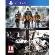 Joc Compilation Rainbow six siege and the division - ps4