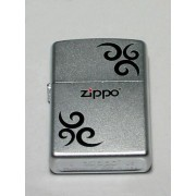 Zippo encendedor tribal