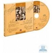 Mari compozitori vol. 25 Albeniz De Falla Granados Rodrigo