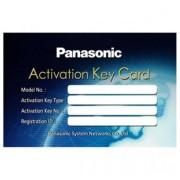 Llave de activación reporte de ACD, Panasonic KX-NSXF022W