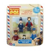 Set Figurine Postman Pat 5 Figure Pack