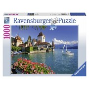 Ravensburger Lake Thun Bern, Multi Color (1000 Pieces)