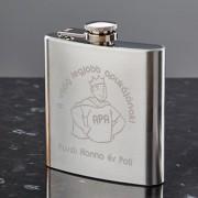 'A világ legjobb apukájának' flaska