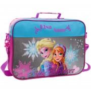 Детска чанта през рамо Disney Anna & Elsa