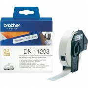 ROLA ETICHETE HARTIE PENTRU DOSARE DK11203 ORIGINAL BROTHER P-TOUCH QL-1050