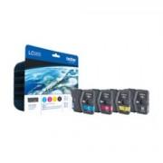 > VALUE PACK NERO CIANO MAGENTA GIALLO DCP-J315W (unit