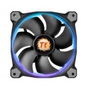 Вентилатор Thermaltake Riing 120x120x25, 12v, 1500 RPM, LED RGB THER-FAN-F042-SW